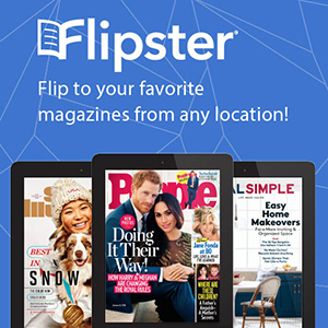 Flipster. Flip to your favorite magazines from any location! digitallibrary.nlpl.ca