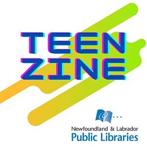Teen Zine. Click to learn more.