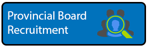 provincial board recruitment button
