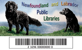 NLPL library card